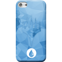 Magic The Gathering Blue Mana Phone Case for iPhone and Android - Samsung S8 - Tough Hülle Glänzend von Magic The Gathering