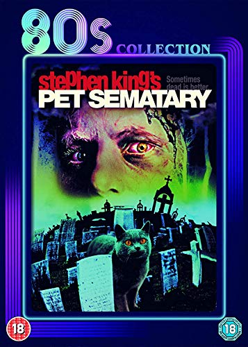 Pet Sematary - 80s Collection [DVD] [2018] von Paramount Home Entertainment