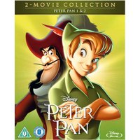 Peter Pan 1 and 2 Duo Pack von Walt Disney Studios