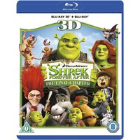 Shrek Forever After 3D (Includes 2D Version) von 20th Century Fox