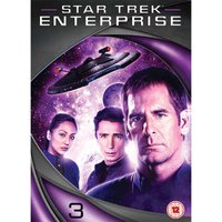 Star Trek Enterprise - Season 3 [Slims] von Paramount Home Entertainment