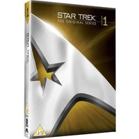 Star Trek Original Series 1 Remastered von Paramount Home Entertainment