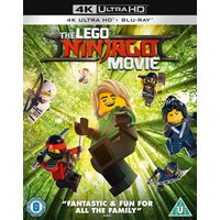 The LEGO Ninjago Movie - 4K Ultra HD von Warner Home Video