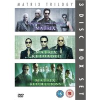 The Matrix/Matrix Reloaded/Matrix Revolution von Warner Home Video