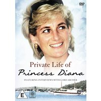 The Private Life of Princess Diana von Odyssey