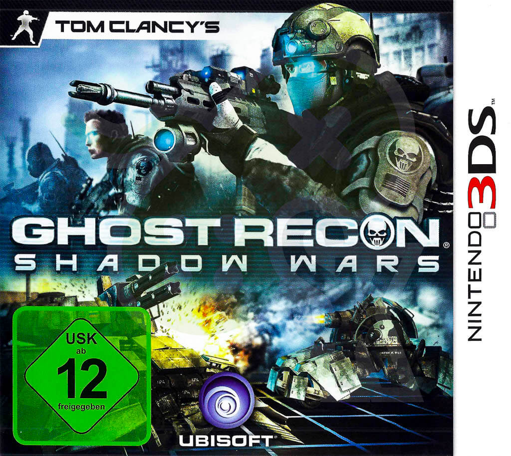 Tom Clancy's Ghost Recon - Shadow Wars