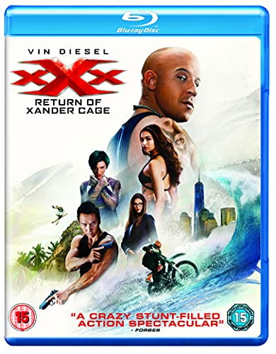 XXX: The Return Of Xander Cage (2-disc Blu-ray + Digital Download) [2017] UK-Import, Sprache-Englisch