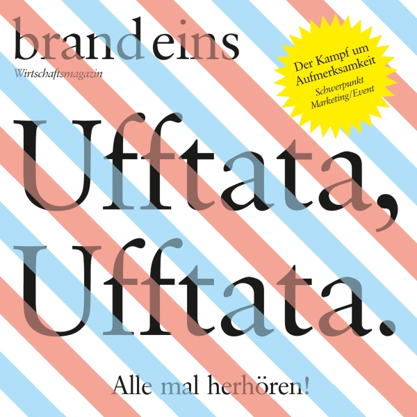 brand eins audio: Marketing/Event, Hörbuch, Digital, 1, 299min von brand eins