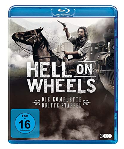 Hell On Wheels - Staffel 3 [Blu-ray] von entertainment One Germany