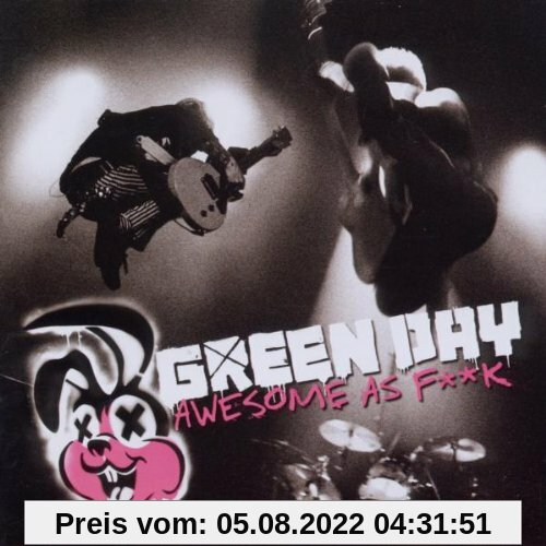 Awesome As F**k von green day
