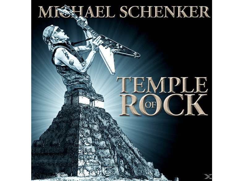 Micha Schenker - Temple Of Rock [CD] von INAKUSTIK
