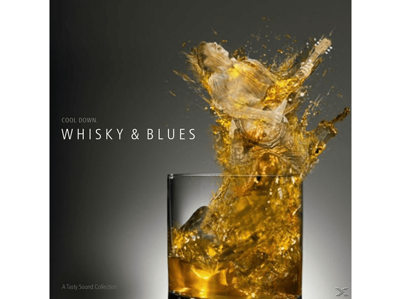 VARIOUS - A Tasty Sound Collection: Whiskey & Blues [CD] von INAKUSTIK