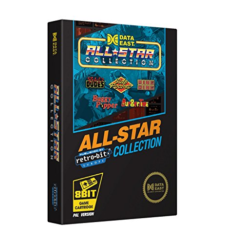 Data East All Star Collection PAL Version NES Cartridge for NES von retro-bit