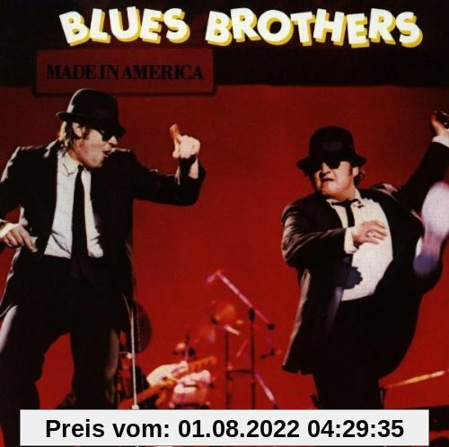 Made in America von the Blues Brothers
