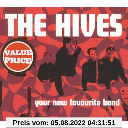 Your New Favourite Band von the Hives