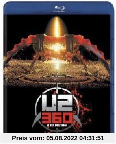 360 Degrees Tour (360° At The Rose Bowl) [Blu-ray] von unbekannt