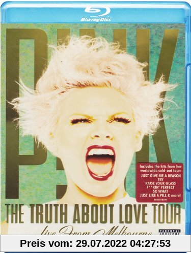 Pink - The Truth About Love Tour / Live From Melbourne [Blu-ray] von Larn Poland