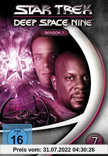 Star Trek -Deep Space Nine/Season-Box 7 [7 DVDs] von unbekannt