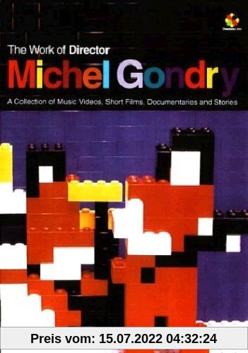 The Work Of Michael Gondry von Michel Gondry